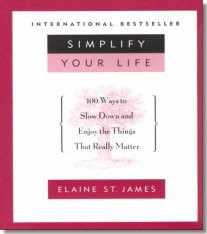 book cover: Simplify Your Life