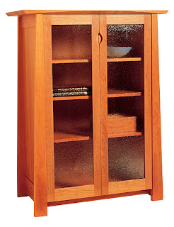 demi armoire from Green Design Furniture