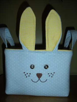 bunny basket