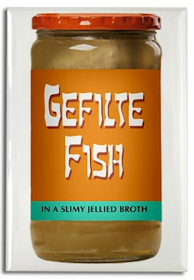 gefilte fish magnet