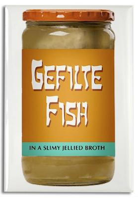 gefilte fish magnet