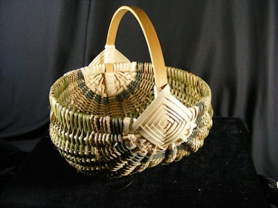 green egg basket - or melon basket