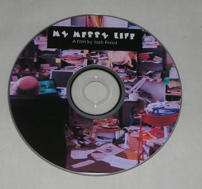 DVD - My Messy Life by Josh Freed