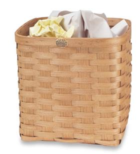 wastebasket - handwoven basket