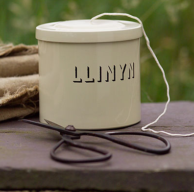 Welsh string dispenser say Llinyn
