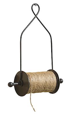 hanging twine holder