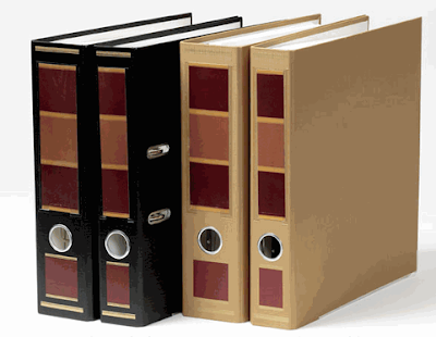 Barrister Binders