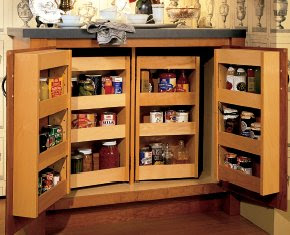 chef's pantry system