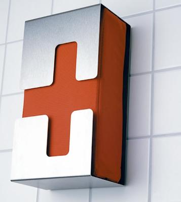 stylish first aid box