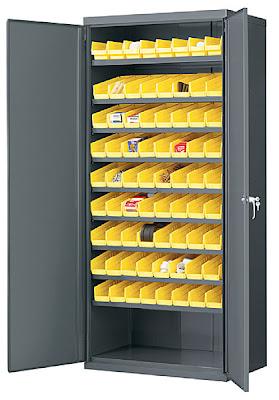bin cabinet