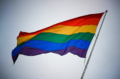rainbow flag