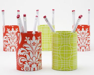pencil cups