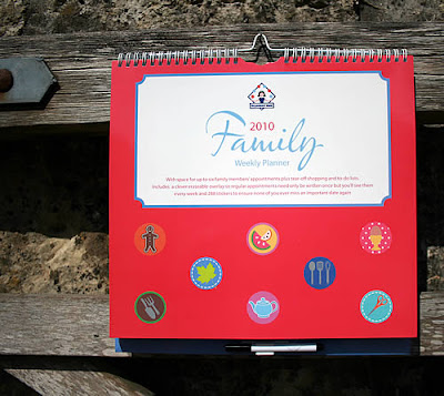family planner calendar