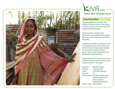kiva calendar 2010
