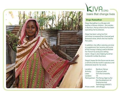 kiva calendar 2010