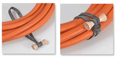 elastic cable ties