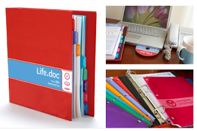 Life.doc binder
