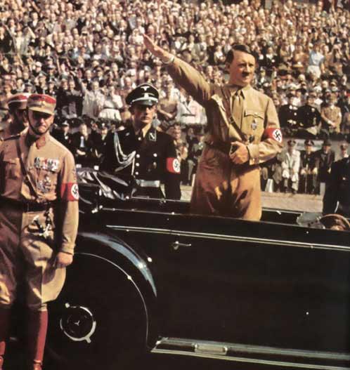 """La Guerra Relampago: resumen de la segunda guerra mundial """"guerra"""