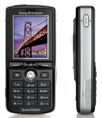 SE k750i лучший телефон
