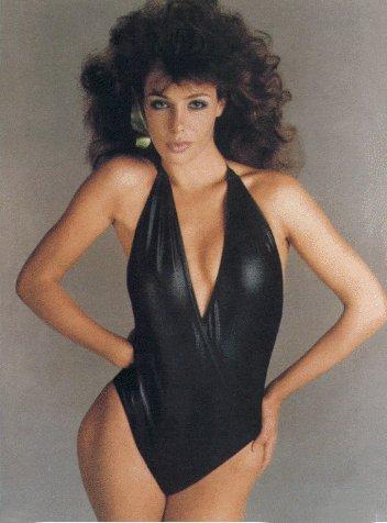 Kelly LeBrock at the 42nd