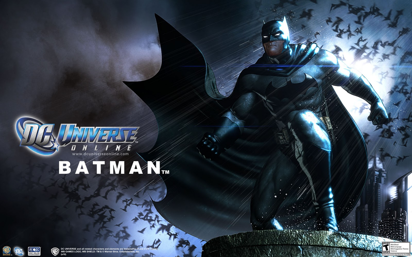 Dc Universe HD & Widescreen Wallpaper 0.110824254601583