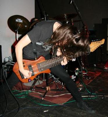 The Warr Guitar