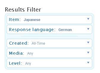 tri de deux langues sur smart fm