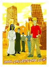 Vocations page for religious life