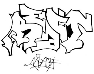<br />Graffiti Alphabet REACT