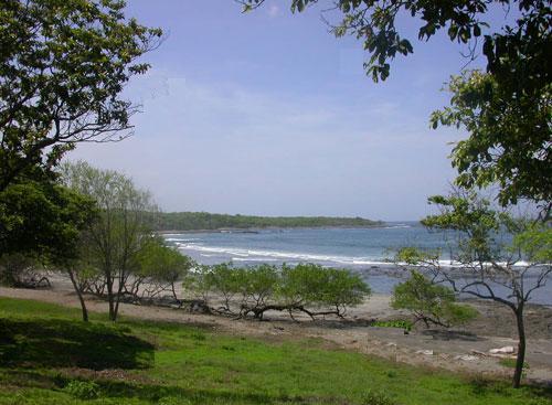 Playa Lagarto, Santa Cruz