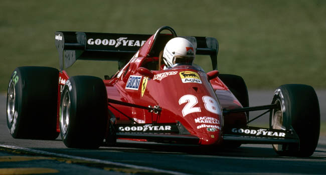 Equipe Ferrari de Formula 1 de 1983 by f1-nation.blogspot.com.br