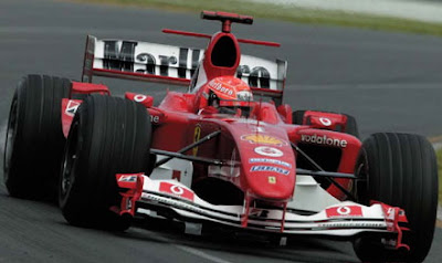 Equipe Ferrari de Formula 1 de 2004 by f1-nation.blogspot.com.br