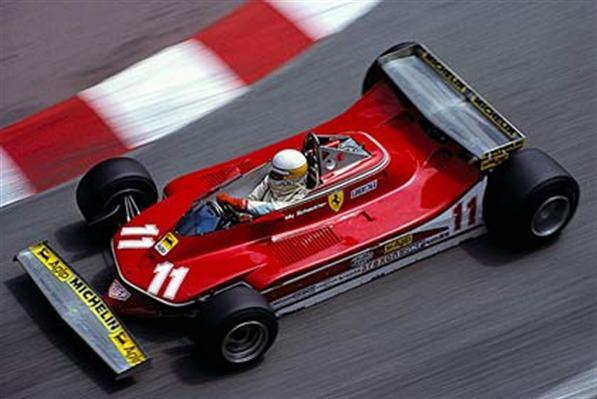 Equipe Ferrari de Formula 1 de 1979 by f1-nation.blogspot.com.br