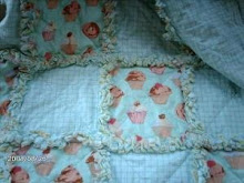 Tutorial rag quilt
