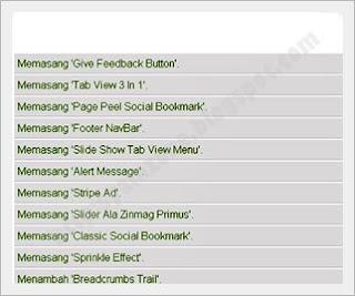 Panduan Untuk Blogspot