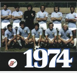 SS Lazio 1974, primul titlu
