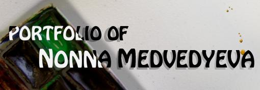 Nonna Medvedyeva Portfolio