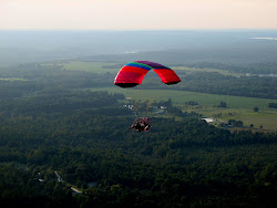 Our Beautiful Powered Parachute Ultralight
