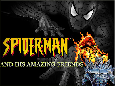 Amazing Spiderman Cartoon 4