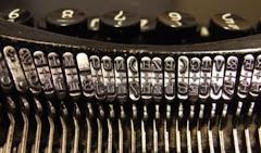 máquina-escrita