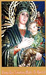 Imagen de la Virgen del Perpetuo Socorro
