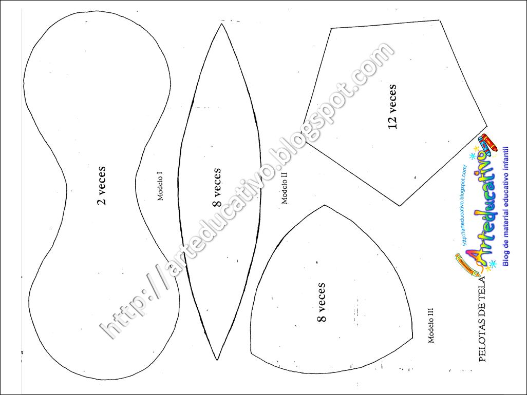 Fieltro, hilo y aguja: ¿Cómo hacer una pelota de tela?