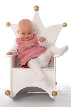 Or your baby girl as cute as this?