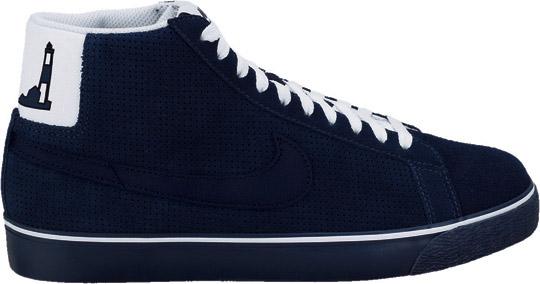 Nike Sb Azules Marino