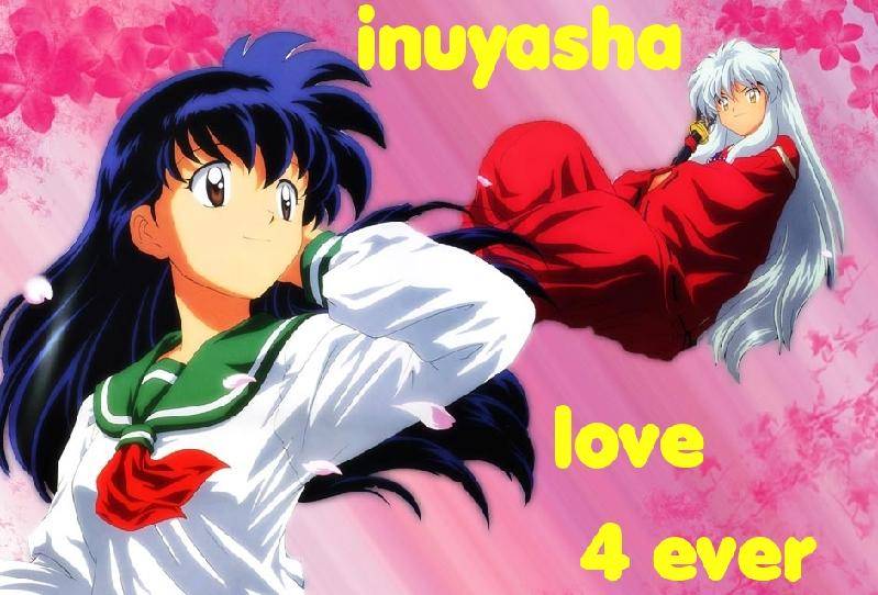 inuyasha love