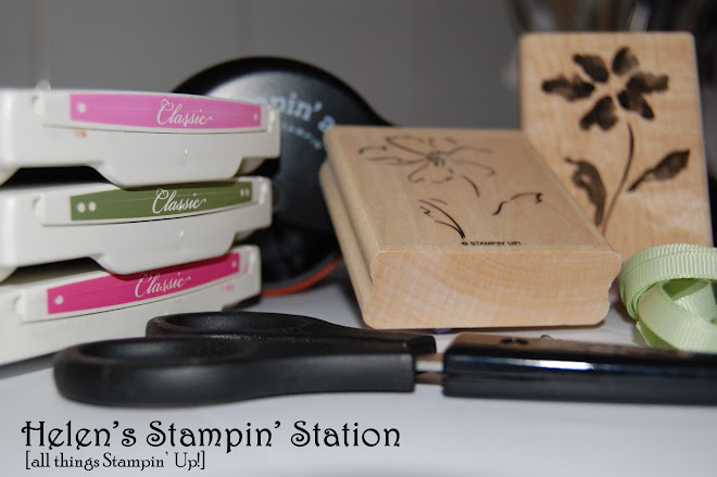 Helen's Stampin Station