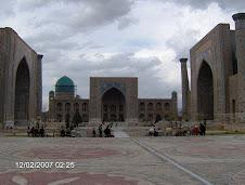 Samarkand - Uzbekistan
