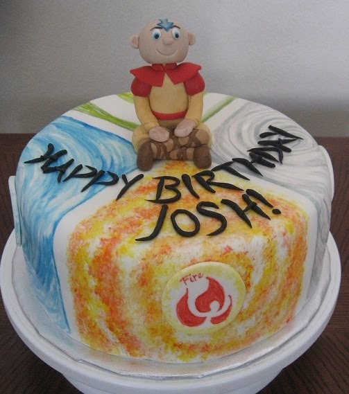 Ms. Cakes: The Last Airbender Cake