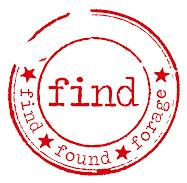 SHOP THE find...found..forage ONLINE STORE
