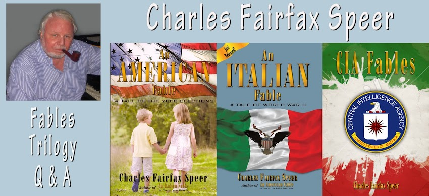 Fables by Charles Fairfax Speer